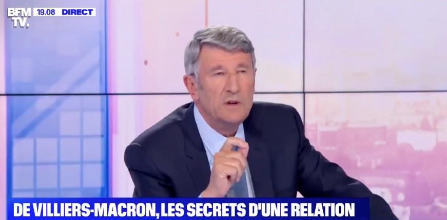 Philippe de Villiers : « Castaner a tiré dans le dos de la police française. Lui et Belloubet réalisent le livre « Soumission ». C'est le gouvernement de la pétoche ! » (Vidéo)