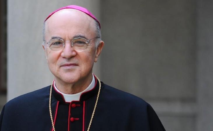Lettre de l'archevêque Carlo Maria Viganò au président Trump : « les forces du Mal sont contre vous »