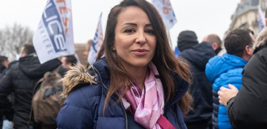 """Traitée d'""""arabe de service"""" par l'islamo-gauchiste Taha Bouhafs, la policière Linda Kebbab porte plainte. """"Ce sont les militants antiracistes qui me renvoient sans cesse à mes origines"""""""
