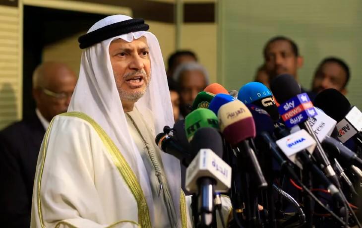 «Les Émirats arabes unis peuvent travailler avec Israël, malgré les divergences politiques» estime le ministre aux Affaires étrangères des Émirats arabes unis