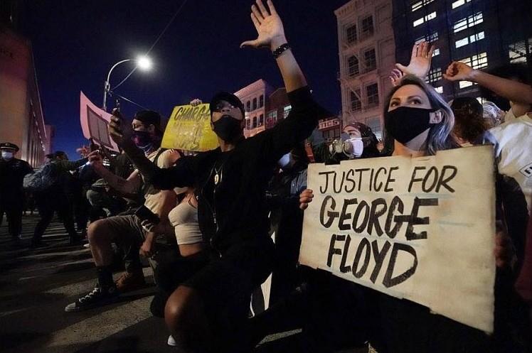 Mort de George Floyd : l'Iran n'étant pas un modèle de droits de l'Homme, ironise sur la manière dont Donald Trump gère les émeutes