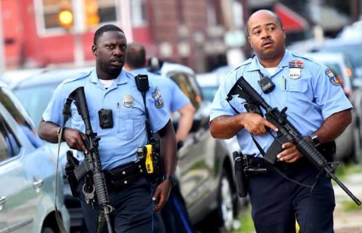 USA: les chiffres dont les médias ne parlent jamais, les policiers tuent plus de Blancs que de Noirs, 93% des victimes noires tuées par d'autres Noirs
