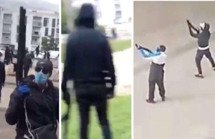 Affrontement entre communauté maghrébine et milices tchétchènes armées : A Dijon, les Maghrébins sortent les armes à feu, le RAID envoyé sur place
