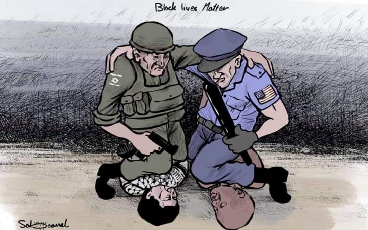 Imprégné par l'idéologie antisémite de Farrakhan, Black Lives Matter appelle à la destruction d'Israël