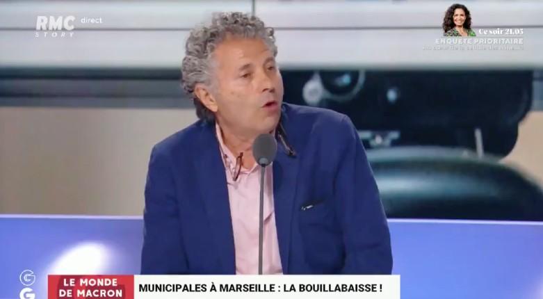 Municipales: Goldnadel réagit «Au nom de quel principe la gauche peut s'allier avec l'extrême gauche, et la droite ne peut pas s'allier avec l'extrême droite ?» (Vidéo)