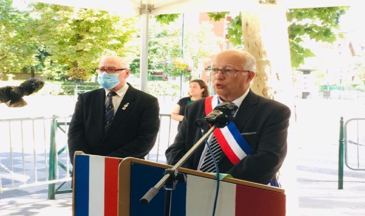 [Vidéo] Les sans-papiers : le maire de Colombes Patrick Chaimovitch, EELV compare les forces de l'ordre à la police de Vichy