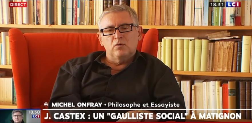 Michel Onfray : «Les Verts sont des pro-palestiniens, communautaristes. Ce sont des islamo-gauchistes, j'ai tout de même le droit de le dire» (Vidéo)