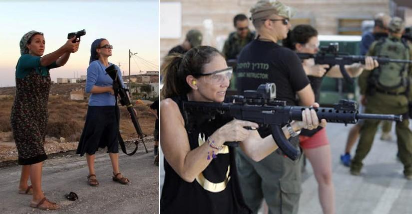 Les femmes d'Israël en Judée Samarie, voilà l'authentique féminisme