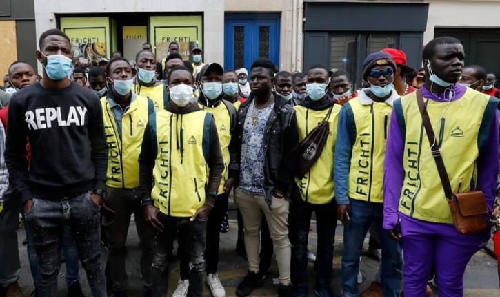 Frichti : 200 livreurs sans-papiers obtiennent une procédure de régularisation ou un fonds de solidarité