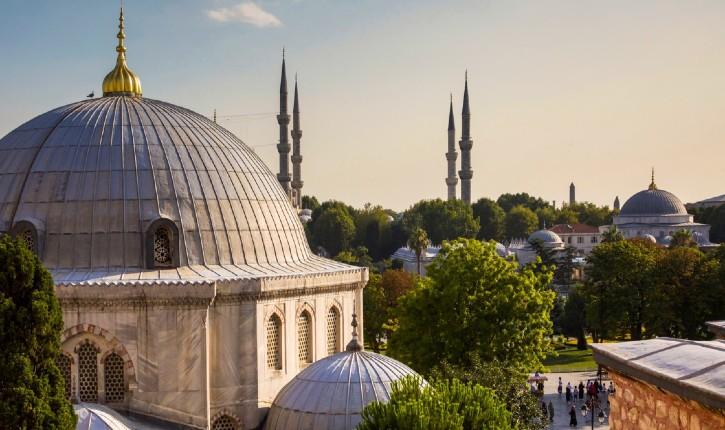 Turquie : Erdogan se prononce pour une reconversion de l'ex-basilique Sainte-Sophie en mosquée