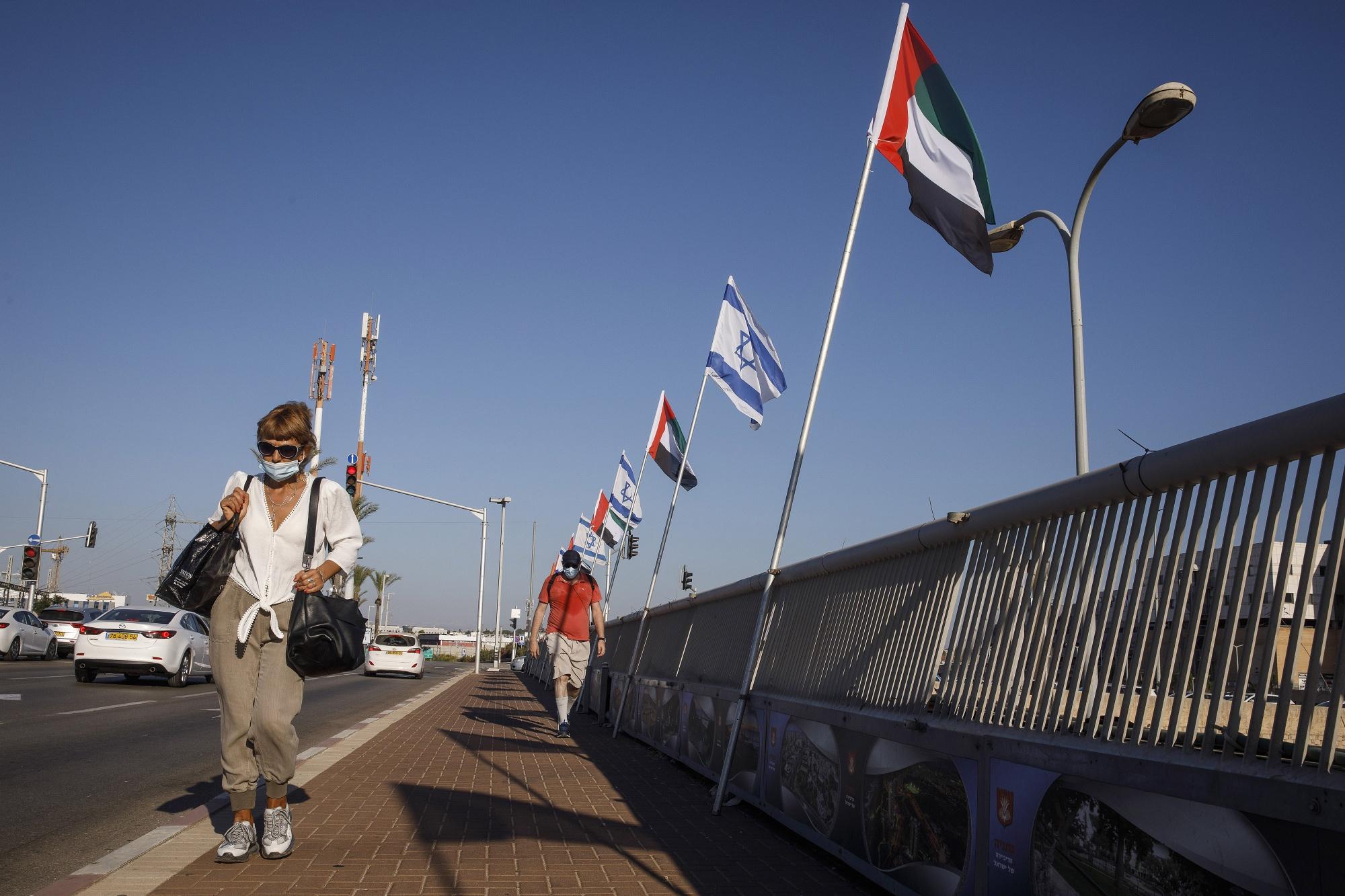 L'accord de Paix Israelo-Emiratis fait sortir de l'ombre des centaines d'investisseurs