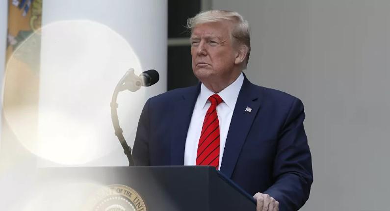 Trump évacué par le Secret Service en pleine conférence de presse. Le Secret Service en dit plus sur le tireur (Vidéo)