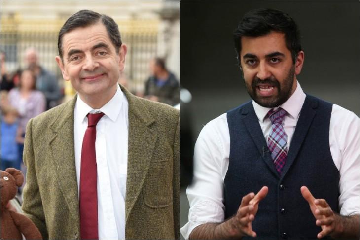 Le ministre de la justice écossais Humza Yousaf veut faire passer une loi condamnant le «blaspheme», notamment visant l'Islam. Des artistes comme Rowan Atkinson lui disent non