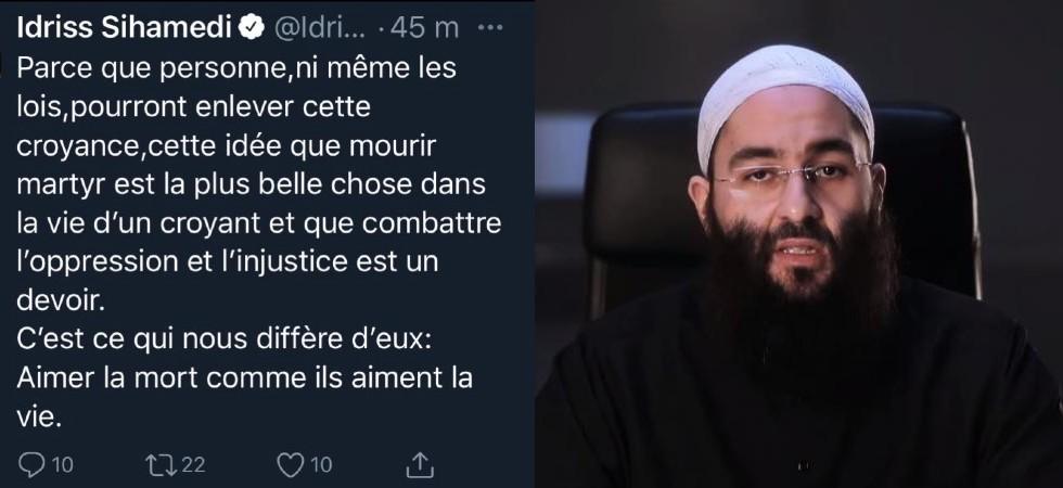 Toute l'islamosphère en rage après une perquisition au siège de l'ONG islamiste Barakacity et au domicile de son président Idriss Sihamedi et menace de «guerre civile»