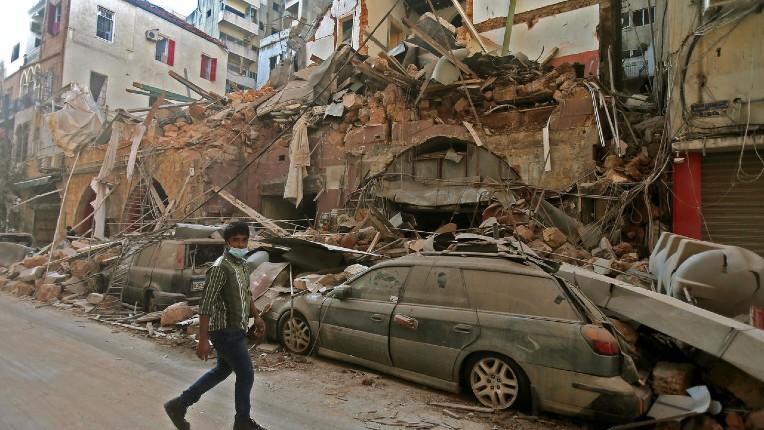 Pour le général israélien Amos Yadlin «L'ampleur de la catastrophe de Beyrouth n'est toujours pas comprise. Le but de ce stockage de nitrate d'ammonium était pour les explosifs»