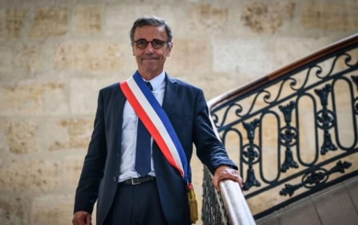 Le maire islamo-gauchiste de Bordeaux fait appel à une association antisioniste pour lutter contre l'antisémitisme