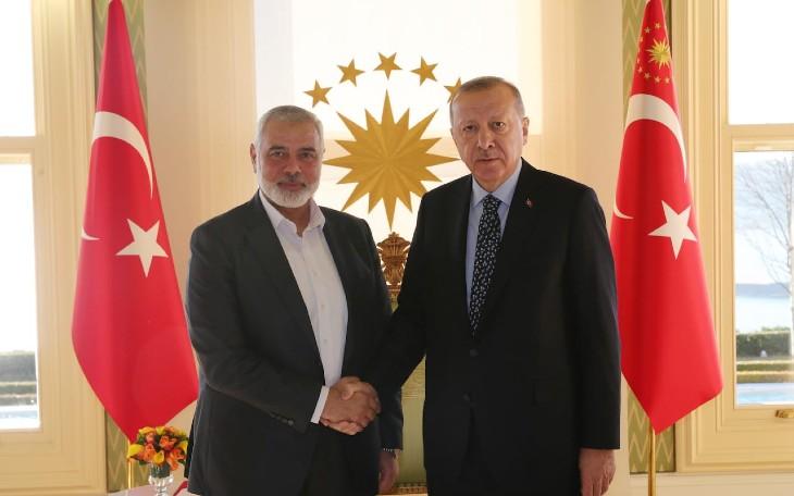 La Turquie accorde la citoyenneté aux membres du Hamas qui planifient des attaques terroristes depuis Istanbul