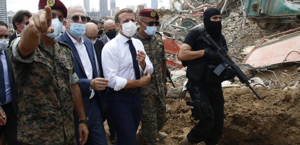 Macron et le Quai d'Orsay protègent la milice chiite Hezbollah, trahissant les soldats et civils français assassinés par ce groupe terroriste