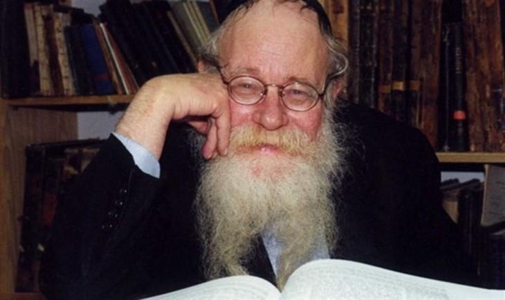 Israël: le rabbin Adin Steinsaltz est décédé à l'âge de 83 ans