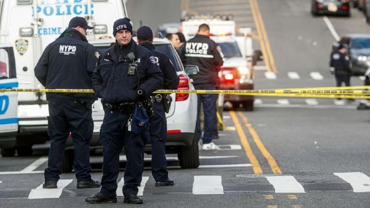 Grâce aux mesures anti-policières prise par la gauche, New York totalise déjà plus de fusillades en 2020 que sur toute l'année 2019