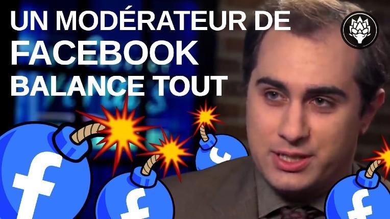 Un modérateur américain de Facebook révèle la censure pratiquée contre la droite, contre les Républicains, etc… (Vidéo)