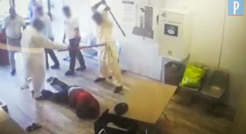 Ensauvagement à Soisy-sous-Montmorency : un père de famille tabassé à coups de batte de baseball dans une laverie. Trois suspects en garde à vue (Vidéo)