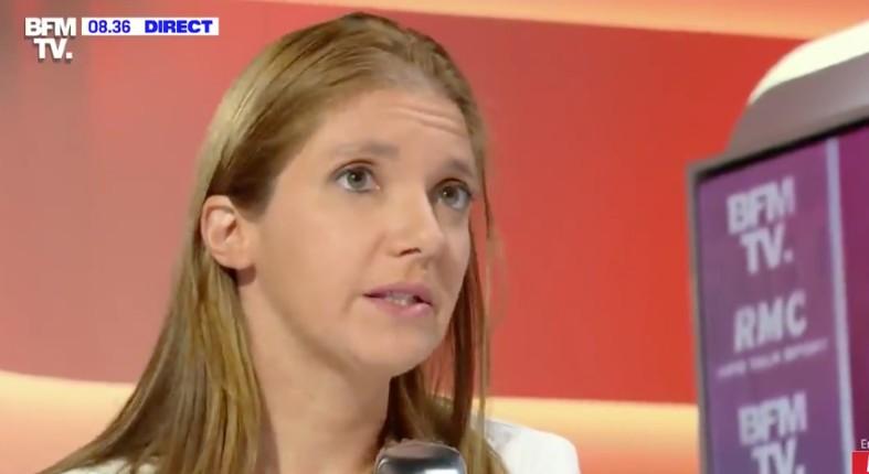 """[Vidéo] Crise chez LREM : Aurore Bergé reconnaît """"un malaise profond""""dans le parti"""