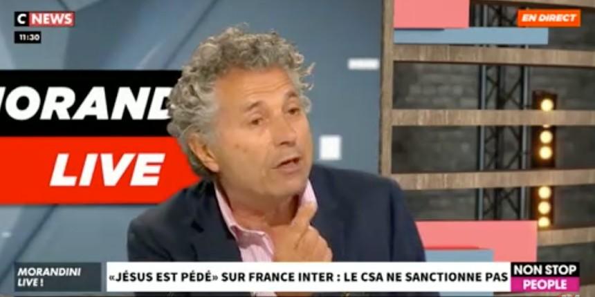 L'avocat Gilles-William Goldnadel «90% des journalistes de France Inter sont de gauche… c'est une radio de service public payée par nos impôts» (Vidéo)