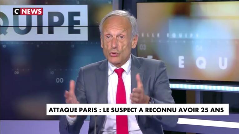 """Un Pakistanais émigrant en France devrait faire """"un bond gigantesque de plusieurs siècles"""" selon Marc Menant qui compare l'islam radical à """"une sorte de lèpre"""" sur la France (Vidéo)"""