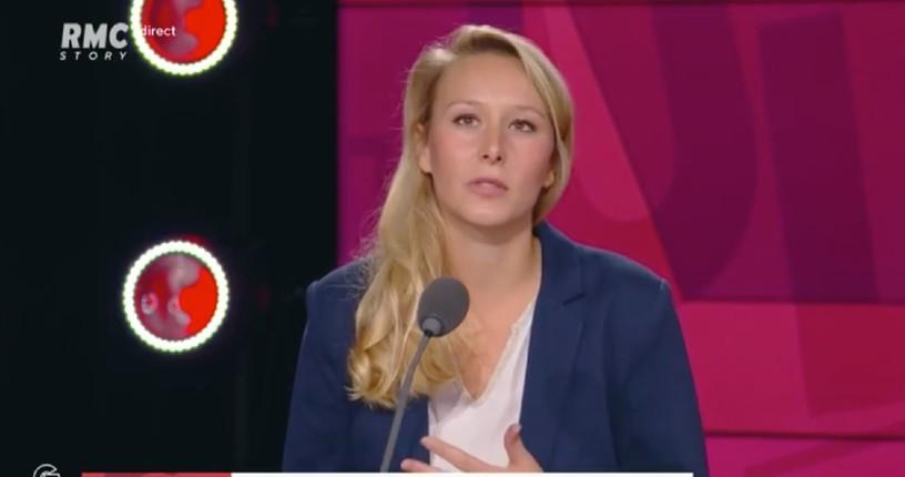 Pour Marion Maréchal les Verts «sont des militants actifs contre notre terroir, contre notre tradition, notre héritage»