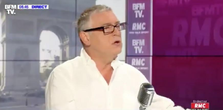 Michel Onfray: «Jean-Luc Mélenchon est dégagiste, il devrait s'appliquer cette théorie à lui-même» (Vidéo)