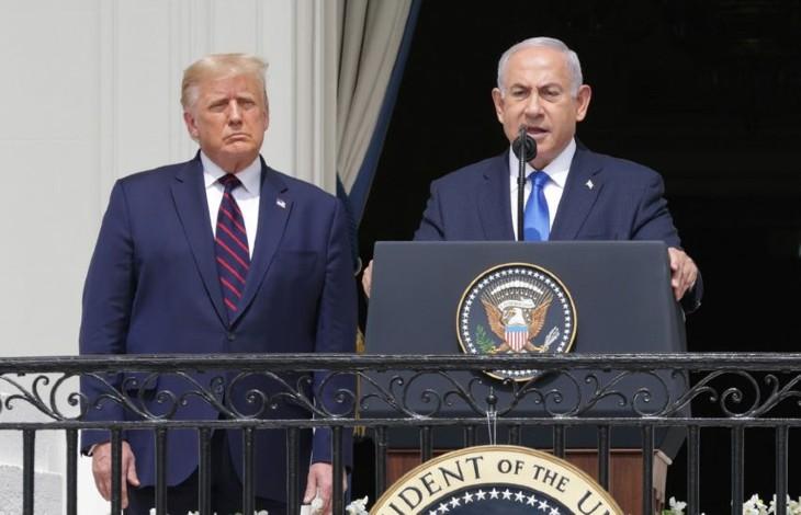 Benjamin Netanyahu «Cette paix s'étendra et finira par mettre fin au conflit israélo-palestinien une bonne fois pour toutes» (Vidéo)