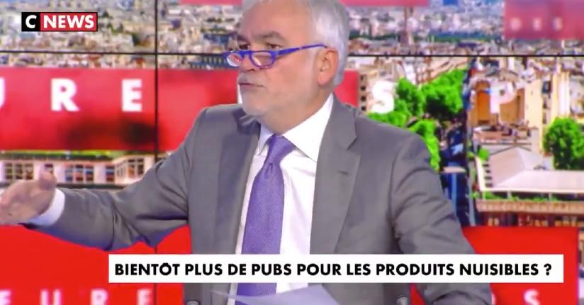 Pascal Praud « On est chez les fous. Mme Pompili veut interdire le Nutella ! Dans quel pays on va terminer, les amis ? » (Vidéo)