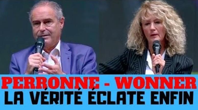 Le Pr Perronne et de Dr Martine Wonner, député et membre de la commission parlementaire, révèlent toute la vérité sur la gestion de l'épidémie par le gouvernement (Vidéo)