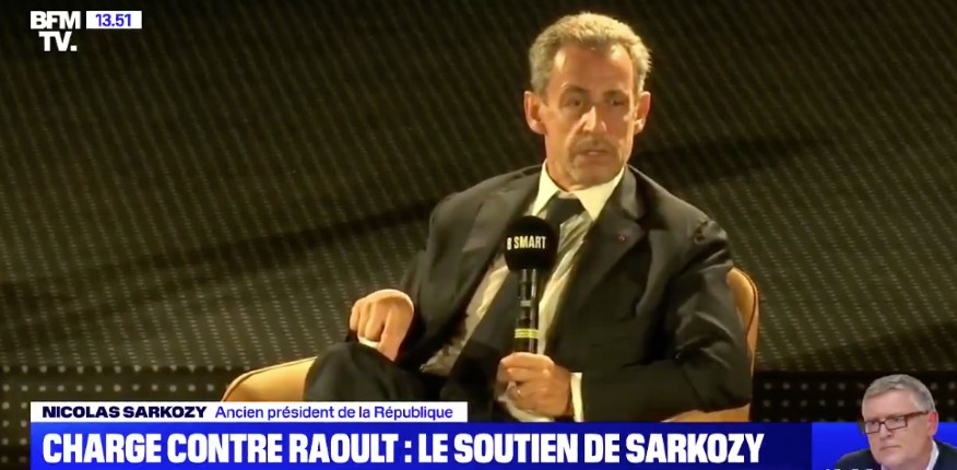 """Sarkozy condamné pour l'empêcher d'être candidat en 2022 ? """"On se demande si la justice n'est pas le bras armé de Mediapart"""", accuse Zemmour (Vidéo)"""