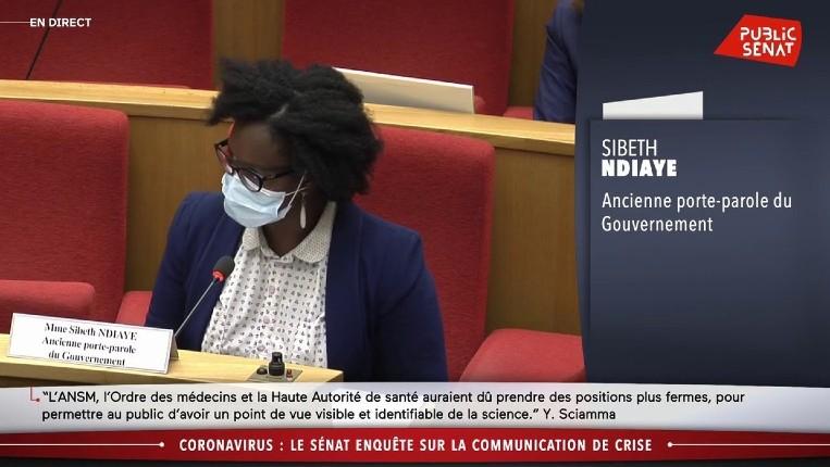 """Covid: Sibeth Ndiaye prend les Français pour des incultes """"On a souffert d'un défaut d'acculturation scientifique dans la population"""" (Vidéo)"""