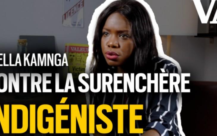 """Stella Kamnga : """"je refuse d'être ingrate et d'être assimilée à ceux qui crachent sur la France"""" (Vidéo)"""