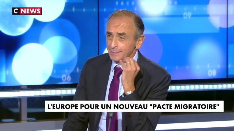 """Zemmour : """"L'immigration change la composition d'un peuple. C'est un crime contre les peuples européens, ça va finir en bain de sang ! Faisons un référendum !"""" (Vidéo)"""