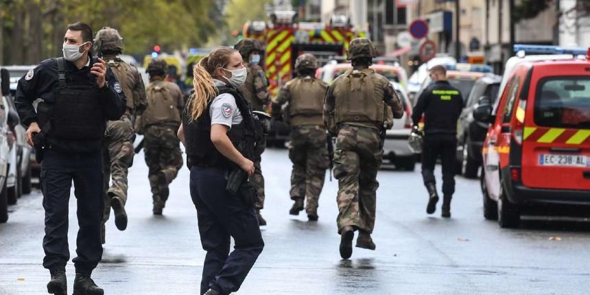 URGENT – Attaque islamiste à la machette par deux «nord-africains» à Paris, au moins quatre blessés dont deux graves. L'un des auteurs est toujours en fuite