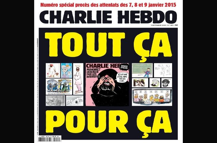 """Charlie Hebdo : La plus haute instance de l'islam sunnite qualifie la republication des caricatures d'""""acte criminel"""""""