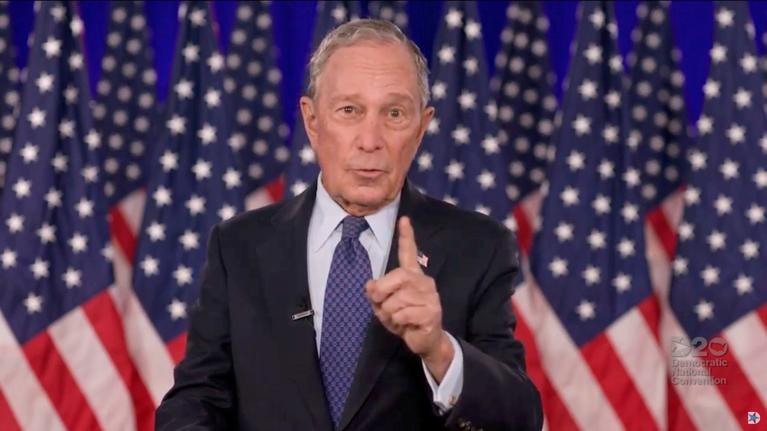 États-Unis : le milliardaire démocrate Michael Bloomberg lève des millions pour que d'anciens détenus puissent voter contre Trump en Floride