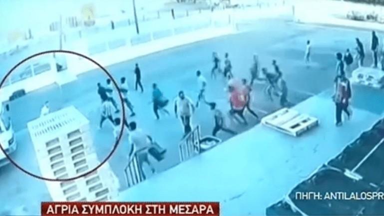 Grèce : Violents affrontements entre 200 Pakistanais et une trentaine de Grecs, venus pour venger une femme agressée sexuellement par un Pakistanais (Vidéo)