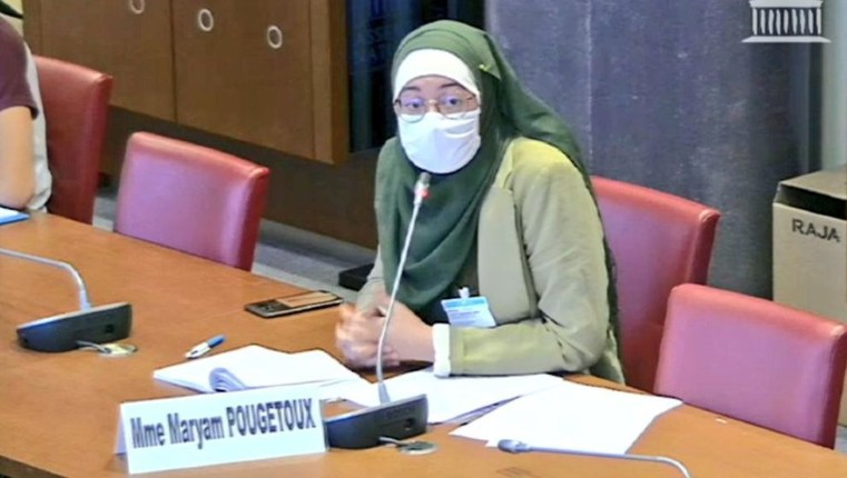 Syndicaliste de l'UNEF voilée à l'Assemblée nationale : « C'est une provocation… tout le monde aurait dû se lever ! L'islamisation progresse partout ». Les députés LR quittent la salle (Vidéo)