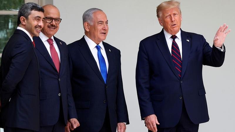 Accords d'Abraham: Benyamin Netanyahou nominé pour le prix Nobel de la paix par un député italien