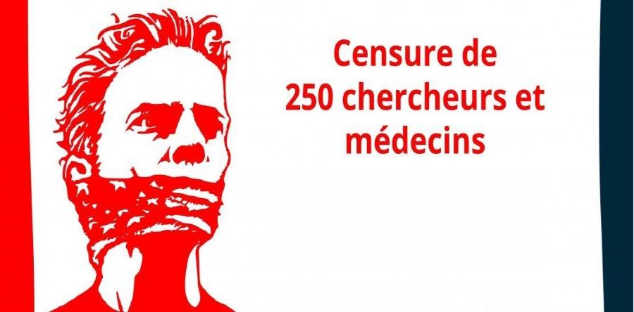 Tribune censurée de 250 scientifiques qui critiquent le gouvernement. A la place, le JDD publie une tribune de médecins qui touchent de l'argent des labos…