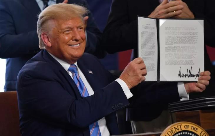 Accord de paix Israël/Emirats: Donald Trump nommé par un député norvégien pour le prix Nobel de la paix