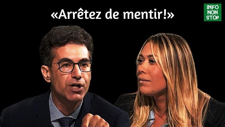 Islamisation: Alexandre del Valle recadre Rose Ameziane qui affirme que la France n'a rien fait pour les quartiers, alors que des milliards d'euros y ont été investis (Vidéo)
