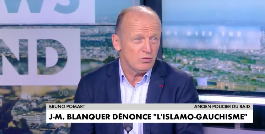 Bruno Pomart, ancien du RAID : « Le RN est actuellement beaucoup moins dangereux que la France Insoumise » (Vidéo)