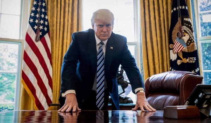 Donald Trump campagne électorale