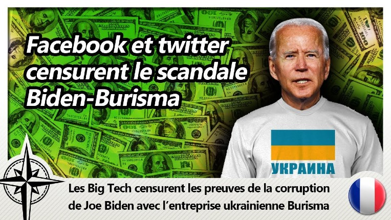 Facebook censure les preuves contre Joe Biden